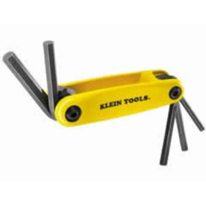 Klein 70570 5-key Fold-up Grip-It Tool