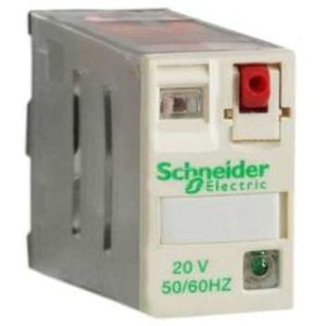 Square D RPM13F7 PLUG-IN RELAY 250V 15A