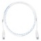 C501109007 CAT5E PATCHCORD 7FT WHITE