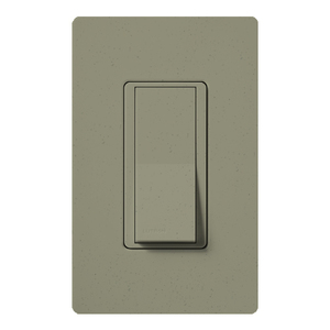 Lutron SC-4PS-GB Dimmer Switch, 4-Way, 15A, Greenbriar
