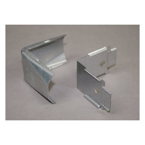 Wiremold 1518 Raceway External Elbow, Steel, 1500 Series