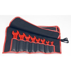 Knipex 98-99-13 15 PC TOOL ROLL BAG-1000V INSULATED
