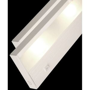 Alkco ECOX23 Xenon Undercabinet Light, 3 Light, 18W *** Discontinued ***