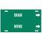 4055-F 4055-F DRAIN/GRN/STY F
