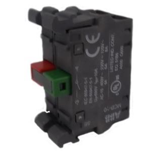 ABB MCB-11 22mm Contact Block, 1 N.O., 1 N.C., Modular