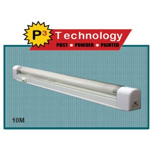 "Mobern 10M-121-EL-L1 Mini Strip, 34"", 1-Lamp, T5, 120V, 21W"