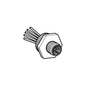Square D XZCE03P124M CONNECTOR ADAPTOR