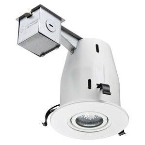 """Lithonia Lighting LK4GMWM6 Gimbal Kit, Recessed, 4"""""""