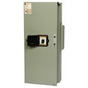 Eaton 1MCB1200R Main Breaker Module, Group Metering, 1200A, 1PH, 120/240VAC, 65 kAIC