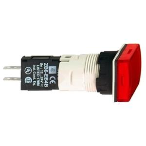Square D XB6DV4BB PILOT LIGHT 240VAC 1.5AMP XB6 +OPTIONS