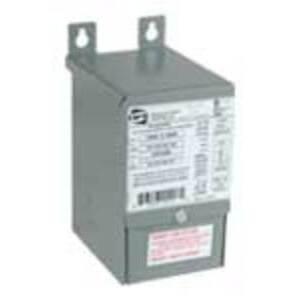 Hammond Power Solutions C1FC50WE Transformer, Dry Type, 500VA, 120/208/240/277 - 120/240, NEMA 2