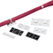 ABM112-A-D ADHES.CABLE TIE WIR.ACCS