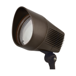 Hubbell - Lighting BUL-1L3K-U LED BULLET FLOOD 3000K CCT NOM 1900 LUM