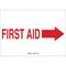 22667 FIRST AID SIGN