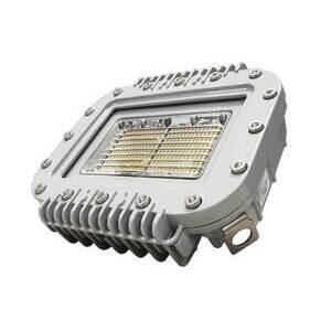 Dialight ALU5BC26DNWNGN LED Area Luminare, 40W, 5300L, 5000K, 120-277V