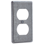 G1038C STEEL COVER PLATE
