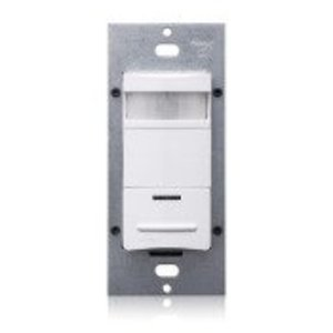 Leviton ODS15-TDW PIR Occupancy Sensor/Switch, White