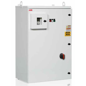 ABB ACS550-PD-125A-4+C192  75Hp, 100Hp, ACS550, VFD, N3R, PUMP PANEL