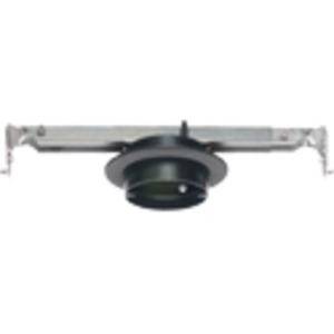 "Arlington FBR415F 3-1/2"" Round Vapor Box With Adjustable Bracket, Depth: 2.65"", Non-Metallic"