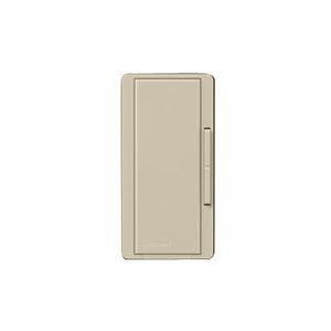 Lutron MA-R-LA Companion Dimmer,Decora, 600/100W, Maestro, Light Almond