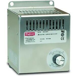 nVent Hoffman DAH2001A Electric Heater, 200W, 115V, 50/60 Hz, Aluminum