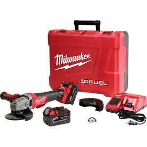"""Milwaukee 2783-22 (2783-22) 4-1/2"""" / 5"""" Braking Grinder Kit"""