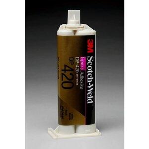 3M DP-420-400ML-OFF-WHITE Scotch-Weld Epoxy Adhesive, 400ml, Off White