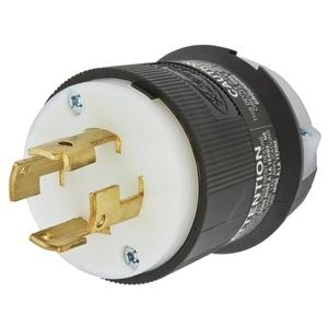 Hubbell-Wiring Kellems HBL3431C LKG PLUG, 30A