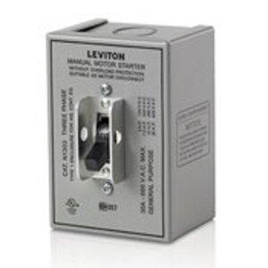 Leviton N1302-DS Motor Strtr Tog Sw