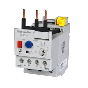 Allen-Bradley 193-EECB Relay, Overload, 1.0 - 5.0A, E1 Plus, Solid State