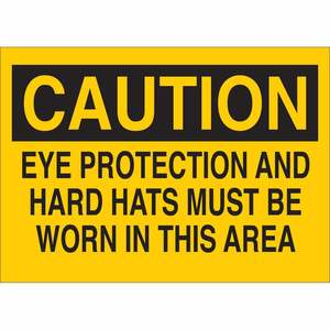 25201 PROTECTIVE WEAR SIGN
