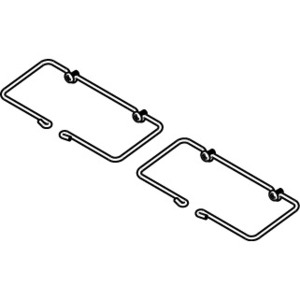 Wiremold EFBCMG EVOLUTION FLR BOX CABLE MANAGEMENT