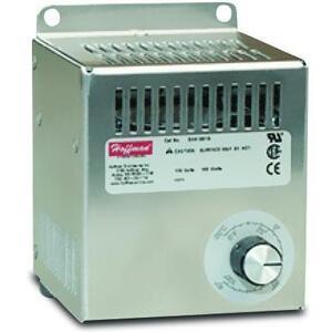 Hoffman DAH1001A Electric Heater, 100W, 115V, 50/60 Hz, Aluminum