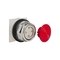 9001KR4R 30MM PB MUSHROOM HEAD RED