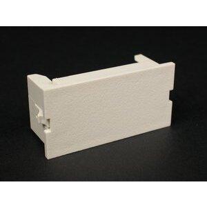Wiremold CM2-BL-G 2A Blank Module, CM  Series, Non-Metallic, Gray