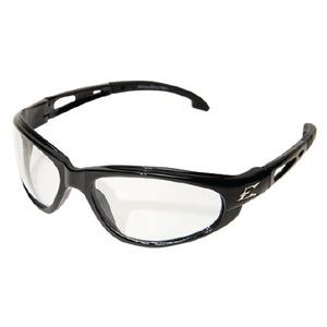 Wolf Peak SW111VS Dakura Protective Eyewear, Full Frame, Gloss Black Frame/Clear Lens