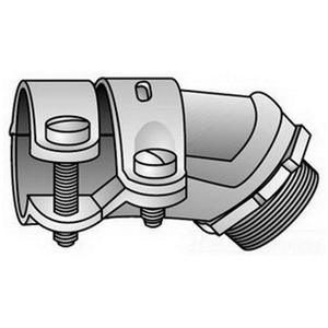 OZ Gedney AC-50 1/2 IN 45 DEG CONN AC/FMC