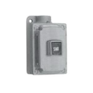 Appleton EDS2184 Front Cover with Pushbutton, 10 Amp