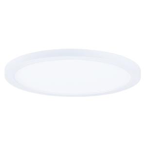 """Maxim Lighting 57714WTWT LED Luminaire, 10"""", 3000K, 20 Watt, 1400 Lumen, White, 120V"""