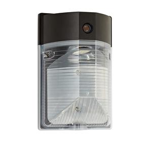 Halco 10146 LED Mini Wallpack, 12 Watt, 1200 Lumen, 5000K, 120-277V
