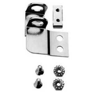 nVent Hoffman APLKJIC Padlock Kit for Junction Boxes, Steel/Zinc Plated