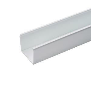 Panduit FS2X2WH6 SLD Duct, PVC, 2x2x6', WHT, 6ft