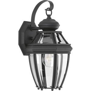 Progress Lighting P6610-31 1-Lt. Black Small Wall-Lantern