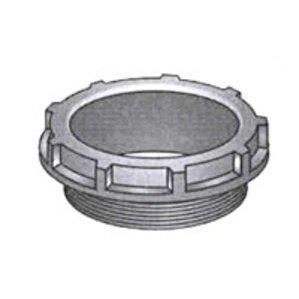 "OZ Gedney BB-125 Conduit Bushing, Insulating, 1-1/4"", Threaded, Thermoplastic"