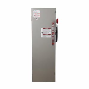 Eaton DT321FGK Heavy Duty Double Throw Safety Switch