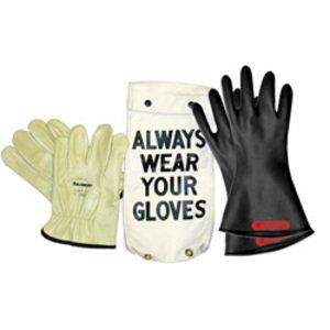 Salisbury GK011B/10 Electrical Glove Kit, Class 0, Size 10
