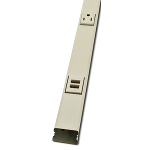 Wiremold V20GB306TRUSB Ivory Tamper-resistant USB