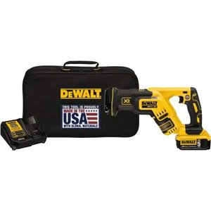 DEWALT DCS367P1 20V Cordless Reciprocating Saw
