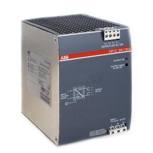 ABB 1SVR427035R1000 Power Supply, 120W, 10A, 1PH, 100-240V, 12VDC, CP-E
