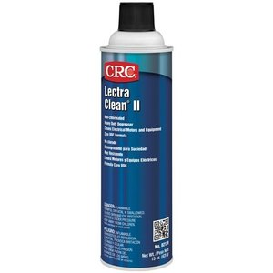 CRC 02120 Lectra Clean II Degreaser - 15oz Aerosol Spray Can